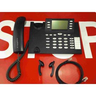 T-Concept PX 722 PX722 schwarz ISDN Systemtelefon für Eumex 800 800V 820 XI521 XI721 Rechnung MwSt.