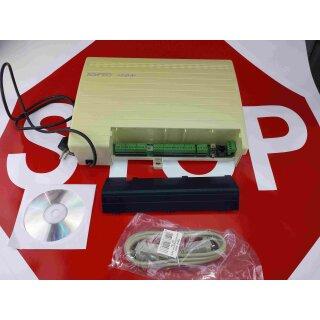 AGFEO AS 191 PLUS ISDN Telefonanlage 8 x analog S0 intern Windows 10 (64bit) RE MwSt