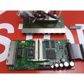 Elmeg Modul VoIP-VPN Gateway VoIP ICT 46 88 880 mit Anschlussfeld  Frontmodul  ICT Rack Rechnung MwSt.