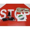 USB Adapter Eumex 208 209 Datenkabel Kabel RS232 64bit...
