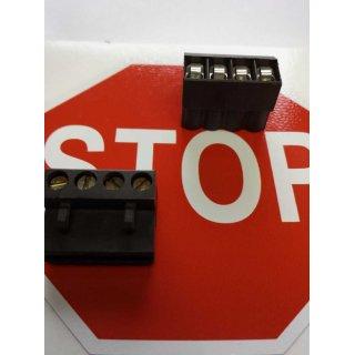 Klemmsteine Klemme Anschlussklemme Doorline T01/02 oder T03/04 2-Draht