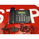 Elmeg  IP290 VOIP SIP Telefon mit Netzteil schwarz...