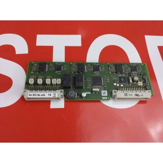 Opencom AASTRA DeTeWe T-Comfort 930 2S0 + 6 x ab a/b Baugruppe RE \ MwSt.