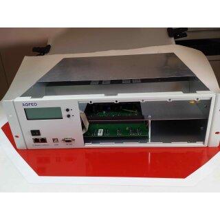 AGFEO  AS 200  IT Leergerät Firmware 9.2  Telefonanlage Rechnung MwSt