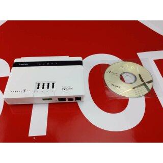 Telekom Eumex 402 Telefonanlage - OHNE Zubehör, nur die Anlage Rechnung MwSt. Garantie Windows 10 (64bit)