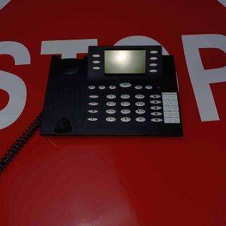 Reparatur T-Concept  PX 722 schwarz, ohne Füsse, ohne Kabel, ohne Hörer, nur Gerät Rechnung MwSt.