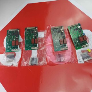 4 Stück Elmeg 2S0 V1.0 Modul für  XI721 XI720  ICT 46 88 880 Eumex 820 Rechnung MwSt.