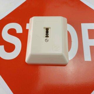 1fach Analog Dose Aufputz AP TAE F Telekommunikations-Anschluss-Einheit F Telefon