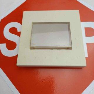 Doorline T01 Taster beige/weiß Rechnung MwSt.