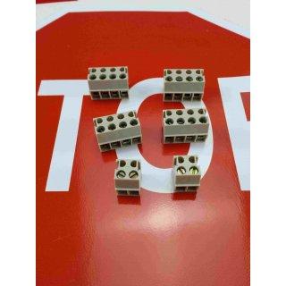 Klemmsteine Klemme Anschlussklemme T-Concept XI721 XI 721 XI720 XI 720