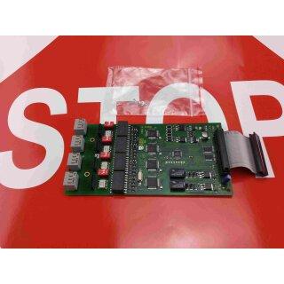 Elmeg 4S0 V2.0 Modul für  XI721  ICT 46 88 880 (rack) Eumex 820 Rechnung MwSt. Händler